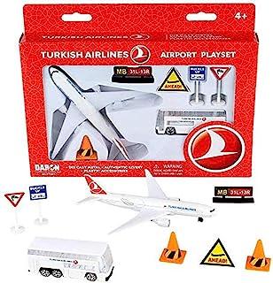 Daron Turkish Airlines Airport Playset RT5401