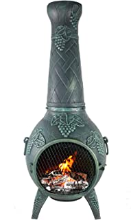 Amazon Com Mexican Chimineas Fire Pits Outdoor Fireplaces