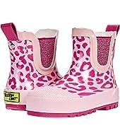 Leopard Chelsea Rain Boots (Toddler/Little Kid)