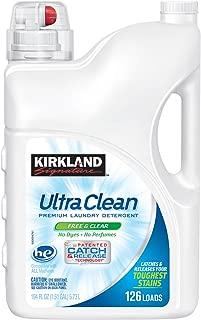 Krikland Signature Ultra Clean Premium Laundry Detergent, 194 oz