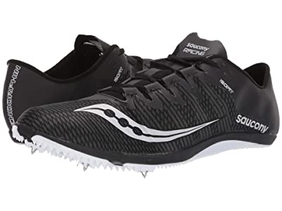 Saucony Endorphin 2 (Black/White) Men
