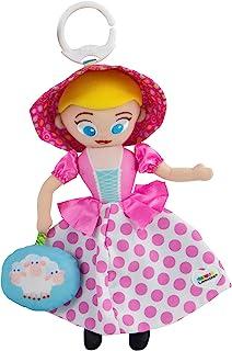Lamaze Disney/Pixar Toy Story Clip & Go Bo Peep Stroller Toy