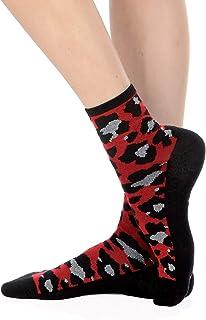 12 calze corte donna Pile Art 317 Dark T.U colori assortiti scuri Meritex