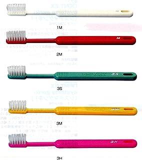 ライオン DENT .EX 3 レギュラー 歯ブラシ 1本 M イエロー