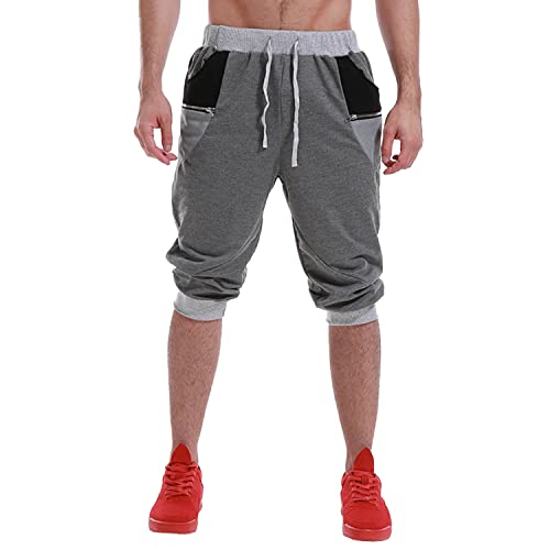 ROOMY Dont Hassle Me Im Local Mens Workout Running Pants Casual Sporting Pant with Pockets