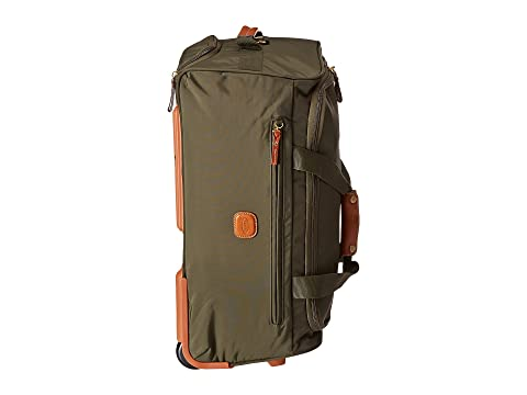 Bric's Olive Duffle 21 X Milano Rolling On Carry Bag rqarA7wg