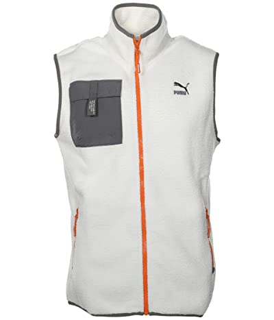PUMA XTG Trail Pocket Gilet (Whisper White) Men
