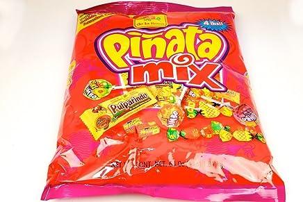 De La Rosa Dulces Mexican Candy 4 lb Pinata Mix Filler (1)