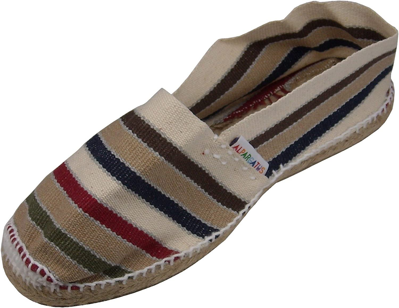 Alpargatus Espadrille Stripes 6 Colours