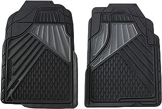 Hopkins 79040 Go Gear Full Size Heavy Duty Black Floor Mats (2 Piece Set)