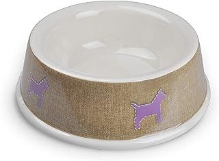 Ecoware Decorated Medium Non-Tip/Non-Skid Dish