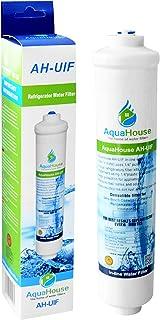 AquaHouse UIFH Compatible pour Haier 0060823485A Kemflo Filtre à eau Aicro pour réfrigérateurs Haier, CDA, Firstline, Frig...