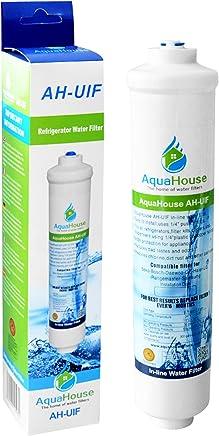 AquaHouse UIFB Fridge Water Filter Fits Beko 4386410100 GNEV321APX GL32APB GNEV320APS GNEV320S GNEV422S GNEV422X GNEV430X External fridge filter