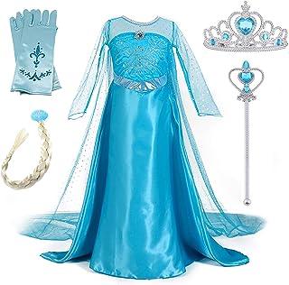 fb4582c0f Amazon.es: disfraz elsa frozen coronación
