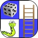 Serpientes y Escaleras - Clásico juego de mesa para 2 a 4 jugadores