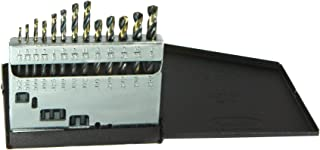 1.8750 OAL Mechanics Length Drill Bit .1200 #31 Pack of 12 RD42031 Straw Finish.8750 Flute Length RedLine Tools