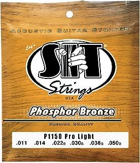 S.I.T. String P1150 Pro Light Phosphor Bronze Acoustic Guitar String