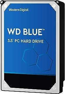 WD Blue 1TB Interne Festplatte (8,9 cm (3,5 Zoll)), SATA 6 Gb/s Bulk WD10EZEX (Generalüberholt)
