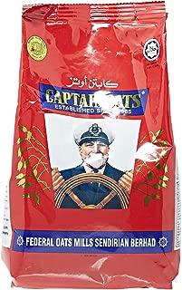 Captain Oats Oat Pouch - 500 gm (Brown)