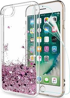 coque iphone 7 transparente liquide