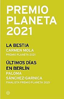Premio Planeta 2021: ganador y finalista (pack) (Autores Españoles e Iberoamericanos)