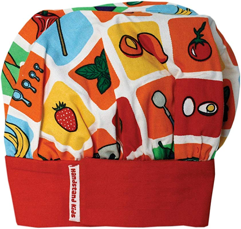 Handstand Kids Child S Eat Your Fruits And Veggies Chef S Hat