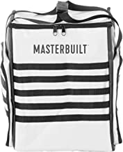 Masterbuilt MB20100818 Patio-2-Portable Bag Smoker Cover, Blk/WHI