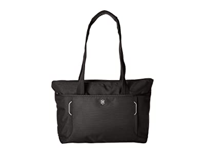 Victorinox Werks Traveler 6.0 Shopping Tote (Black) Luggage