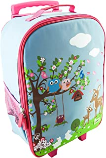 Bobble Art of Australia Children's Trolley Bag / Cabin Luggage