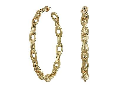 8 Other Reasons Roxy Hoops Earrings (Gold) Earring