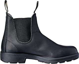 Blundstone Womens 510 Black Leather Boots 7 US