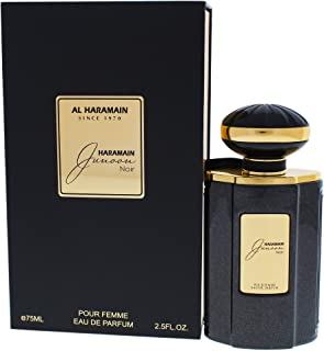 Al Haramain Junoon Noir By Al Haramain for Women - 2.5 Oz Edp Spray, 2.5 Oz