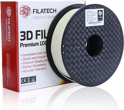 Filatech PLA Filament, White, 1.75mm, 1KG