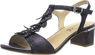 8fc3188c749 CAPRICE Women's Arielle Ankle Strap Sandals