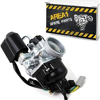 50/ 99 04//–/07 Carburatore di ricambio 12/mm per Malaguti F10/Cat F12/Phantom 50/AC 99 F10/JET LINE 50/ tempi