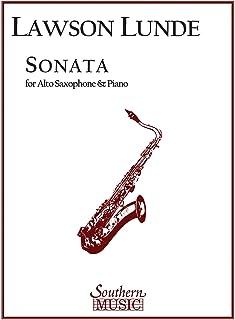 Sonata: Alto Sax