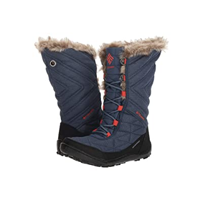 Columbia Minx Mid III Santa Fe (Zinc/Red Canyon) Women
