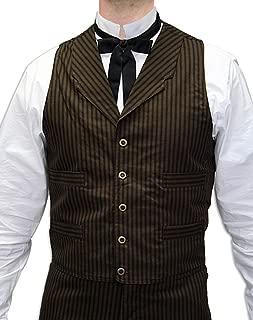 Historical Emporium Men's Ferndale Cotton Dress Vest