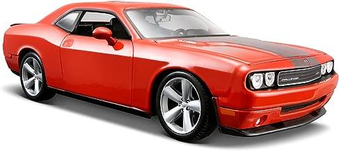 Maisto 1:24 Scale Orange 2008 Dodge Challenger SRT8 Diecast Vehicle