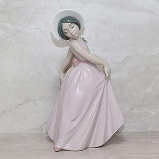 Lladro Porcelain Figurine 6276, Iris (Girl)