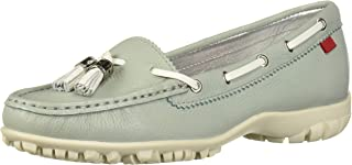 MARC JOSEPH NEW YORK Womens Leather Made in Brazil Spring Street Golf Athletic Shoe