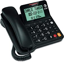 AT&T CL2940 Corded Phone with Caller ID/Call waiting, Speakerphone, XL Tilt Display,..