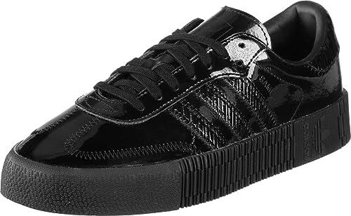 adidas Sambarose W Chaussures Core Black/Core Black : Amazon.fr ...