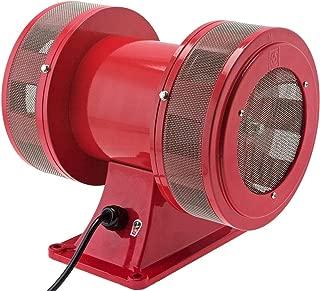 Vixen Horns Loud Industrial Electric Motor Driven Alarm/Siren (Air Raid) 120V VXS-1488AR