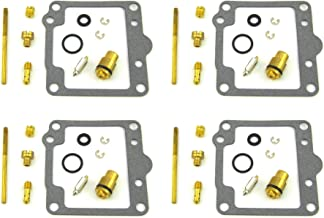 4 X CARBURETOR CARB REPAIR REBUILD KIT 81-83 GS650G & GS650GL GS 650G