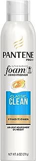 Best pantene foam conditioner classic clean Reviews