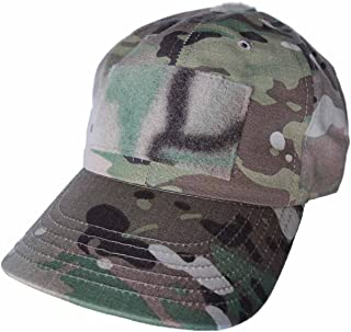 Made in The USA Military Multicam Kryptek Tactical Low Profile Operator Hat Cap