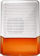 Somfy 1875163 buitensirene met flitser, 108 dB.