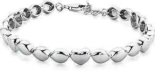 Argent 925//1000 9.9 Gr Miore Bracelet Femme