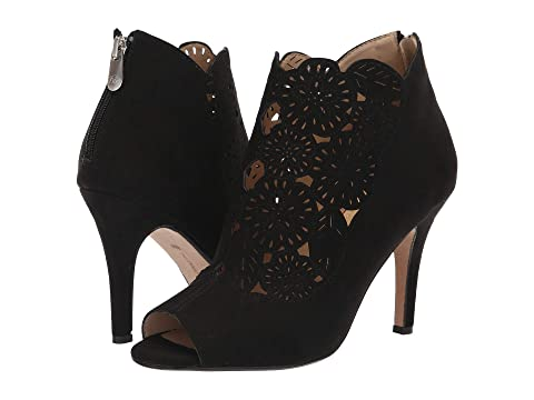 ADRIENNE VITTADINI Gallant, Black Super Suede